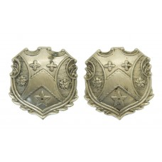 Pair of Stalybridge Borough Police Collar Badges