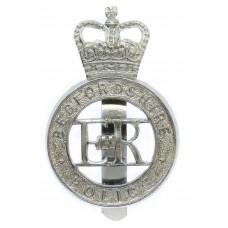 Bedfordshire Police Cap Badge - Queen's Crown