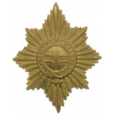 Coldstream Guards Brass Pagri Badge