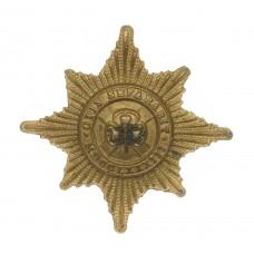Irish Guards Collar Badge