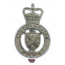 Lincolnshire Police Cap Badge - Queen's Crown