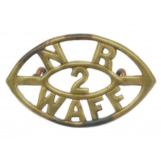 2nd Bn. Nigeria Regiment, West African Frontier Force (NR/2/WAFF)