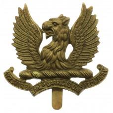 Ayrshire Yeomanry (Earl of Carrick's Own) Cap Badge