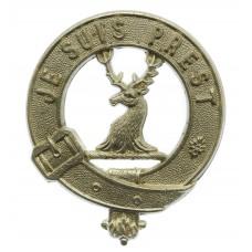 Lovat Scouts Yeomanry Cap Badge