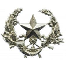 Cameronians (Scottish Rifles) Anodised (Staybrite) Cap Badge