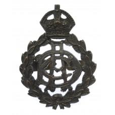 Army Dental Corps (A.D.C.) Officer's Service Dress Cap Badge - Ki