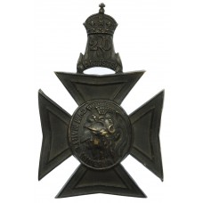 20th Middlesex (Artists) Rifle Volunteers Helmet Plate
