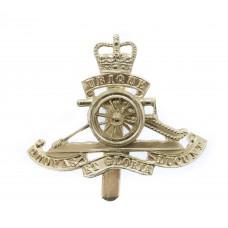 Royal Artillery Anodised Beret Badge