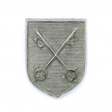 Peterborough City Police Collar Badge