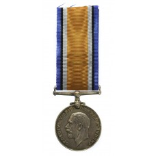 WW1 British War Medal - Pte. J. Jeffery, Royal Marine Light Infan
