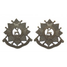 Pair of Bedfordshire & Hertfordshire Regiment Officer's Servi