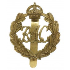 Royal Armoured Corps (R.A.C.) Cap Badge (1st Pattern)