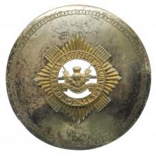 South African Transvaal Scottish Volunteers Plaid Brooch (c.1902-1921)