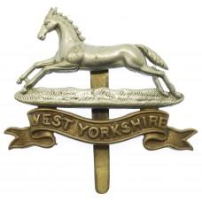 West Yorkshire Regiment Cap Badge