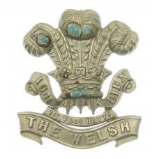 1st Volunteer Bn. Welsh Regiment Cap Badge