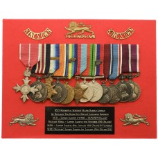 WW1 Possible 'First Day of the Somme' Military Medal and 'Dunkirk