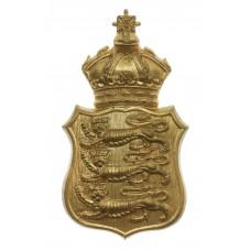 Victoria College,  Jersey O.T.C. Cap Badge