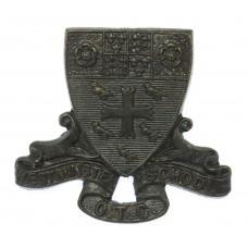 Westminster School O.T.C. Cap Badge