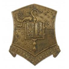 Birkenhead School O.T.C. Cap Badge