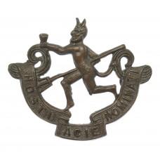 Canadian 8th Infantry Battalion (The Black Devils / 90th Winnipeg Rifles) WW1 C.E.F. Cap Badge