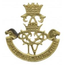 Canadian 4th Princess Louise Dragoon Guards Cap Badge