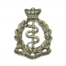 Rare Victorian Welsh Border Brigade Bearer Company R.A.M.C. (Volunteers) Collar Badge