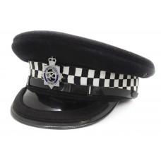Staffordshire Police Senior Officer's Peak Cap