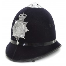 South Wales Constabulary Rose Top Helmet