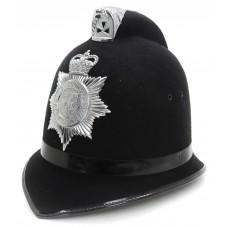 Cheshire Constabulary Coxcomb Helmet