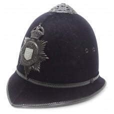 Cornwall Constabulary Rose Top Helmet (Pre 1953)