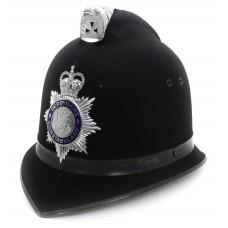 Derbyshire Constabulary Coxcomb Helmet