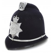 Gwent Constabulary Coxcomb Helmet