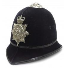 West Riding Constabulary Rose Top Helmet