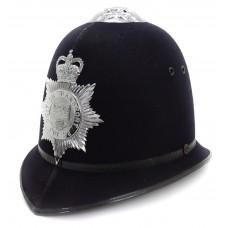 British Transport Police Rose Top Helmet