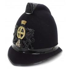 City of London Police Coxcomb Helmet
