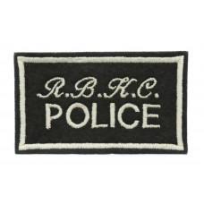 Royal Borough of Kensington & Chelsea Parks Police Cloth Cap