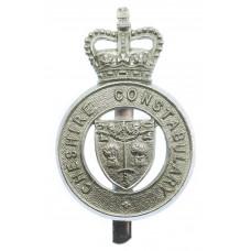 Cheshire Constabulary Cap Badge - Queen's Crown