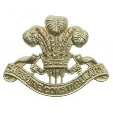Cheshire Constabulary Kepi Badge