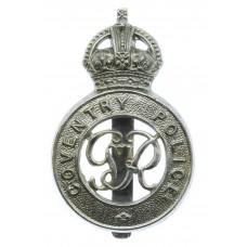 George VI Coventry Police Cap Badge