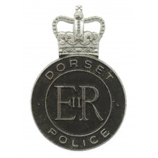Dorset Police Cap Badge - Queen's Crown