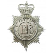 Dorset Constabulary Helmet Plate - Queen's Crown