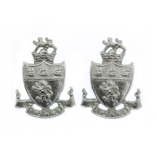 Pair of Middlesbrough Borough Police Collar Badges