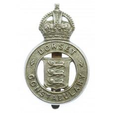 Dorset Constabulary Cap Badge - King's Crown