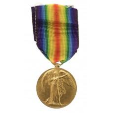WW1 Victory Medal - Cpl. H.D. Pontin, Machine Gun Corps