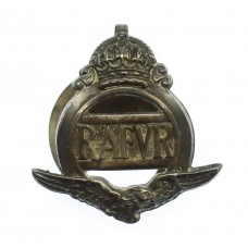 WW2 Royal Air Force Volunteer Reserve (R.A.F.V.R.) Lapel Badge