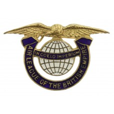 Air League of the British Empire Enamelled Lapel Badge