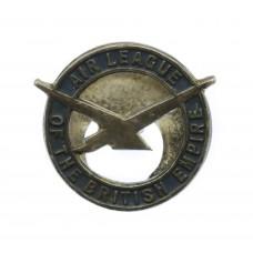 Air League of the British Empire Lapel Badge