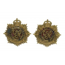Pair of George V Royal Army Service Corps (R.A.S.C.) Officer's Co