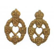 Pair of Royal Electrical & Mechanical Engineers (R.E.M.E.) Co