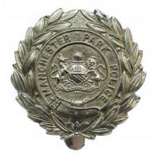 Manchester Park Police Cap Badge